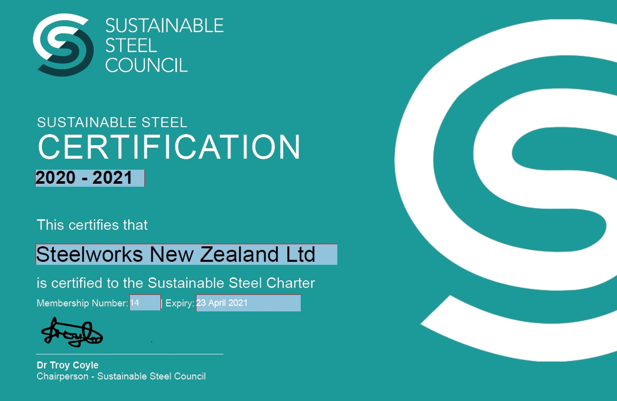 SSC certification